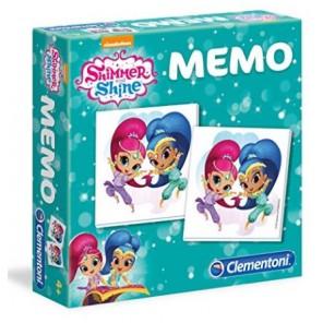 GIOCO MEMO SHIMMER SHINE