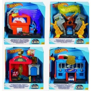 HOTWHEELS CITY PLAYSET