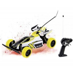 AUTO R/C EXOST BUGGY RACING