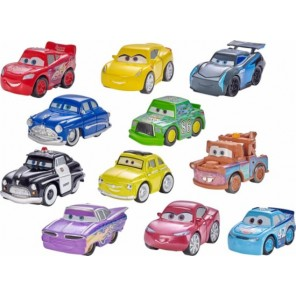 CARS MINI RACERS ASS.TO