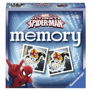 MEMORY SPIDERMAN