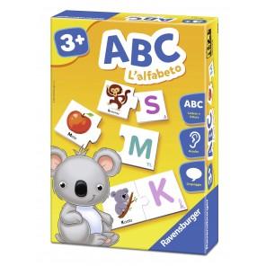GIOCO EDUCATIVO ABC L'ALFABETO