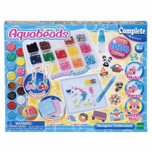 AQUABEADS DESIGNER COLLECTION 1000 PERLE