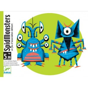 CARTE SPIDMONSTERS