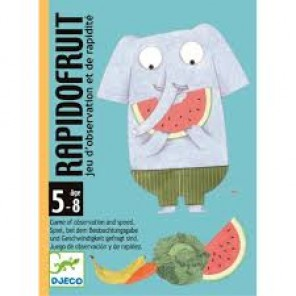 CARTE RAPIDOFRUIT