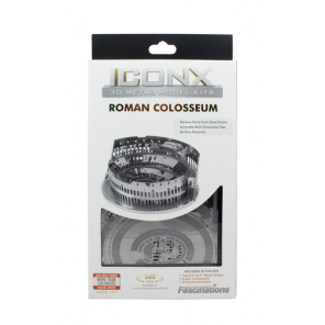 ICONX 3D METAL EARTH COLOSSEO