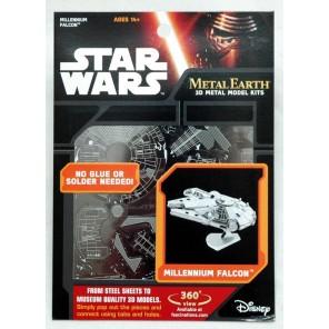 METAL EARTH 3D STAR WARS ASS.