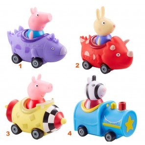PEPPA PIG MINI VEICOLI ASSORTITI