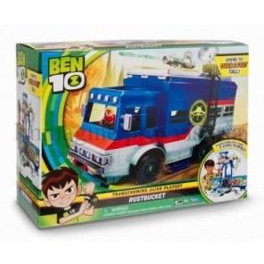 BEN10 CAMION PLAYSET RUSTBUCKET