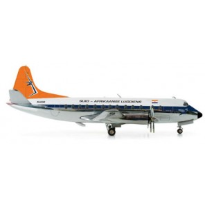 AEREO VISCOUNT 814 SOUTH AFRICAN 1/200