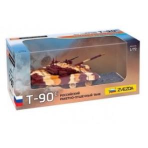 CARRO ARMATO T-90S 1/72
