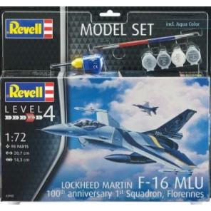 AEREO LOCKHEED F-16 MLU START KIT 1/72
