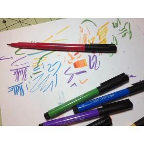 SET 6 ARTIST BRUSH MANGA