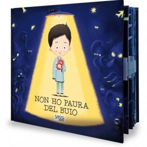 LIBRO NON HO PAURA DEL BUIO