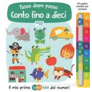 PASSO DOPO PASSO CONTA FINO A 10