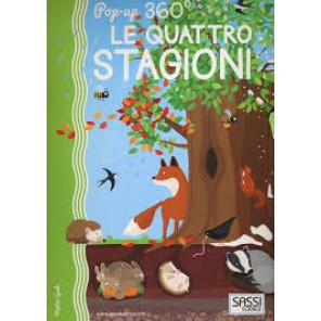 LIBRO POP-UP 360° LA 4 STAGIONI