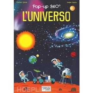 LIBRO POP-UP 360° L'UNIVERSO