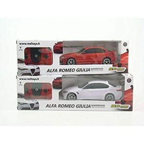 AUTO R/C ALFA ROMEO GIULIA 1/24