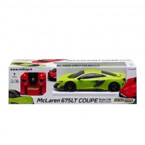 AUTO R/C McLAREN 675LT 1:18