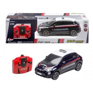 AUTO R/C FIAT 500X CARABINIERI 1:18