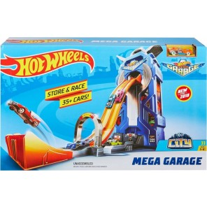 HOT WHEELS TORRE GARAGE