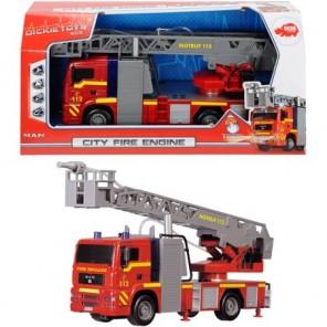 DK CITY FIRE ENGINE