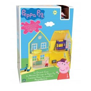 peppa pig grande casa deluxe