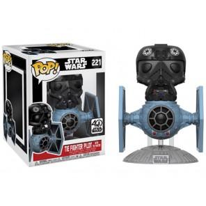 Funko Pop Deluxe Star Wars Fighter Pilot