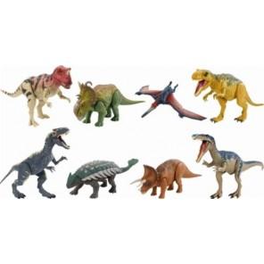 Dinosauri gicattolo Jurassic World con suoni