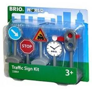 Brio segnali stradali