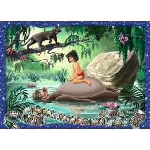 puzzle libro della giungla