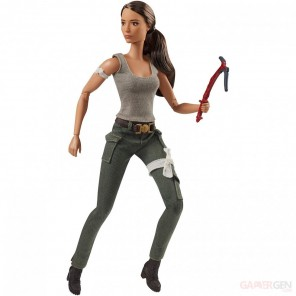 BARBIE SIGNATURE TOMB RAIDER