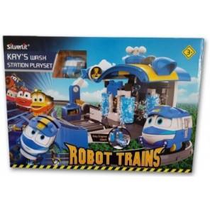 ROBOT TRAINS LA STAZIONE DI KAY
