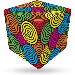v-cube bersagli 3x3
