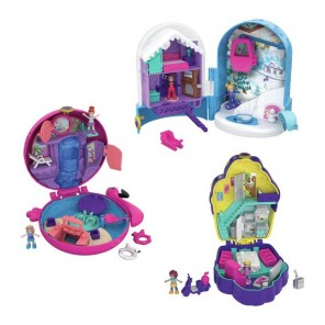 POLLY POCKET PLAYSET TASCABILE