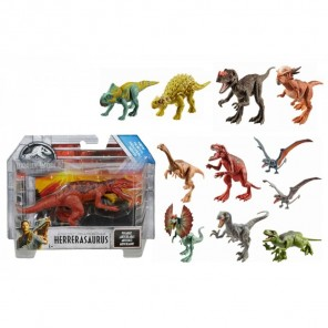 dinosauri jurassic world attacco giurassico assortiti