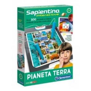 SAPIENTINO INTERACTIVE PIANETA TERRA