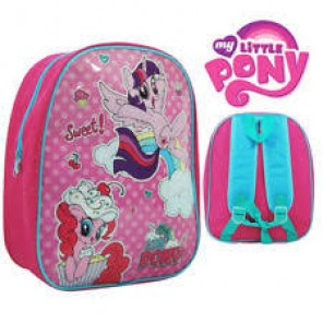 ZAINO ASILO MI LITTLE PONY