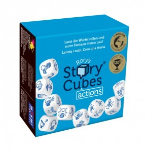 GIOCO STORY CUBES ACTIONS