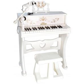 PIANOFORTE VERTICALE BIANCO