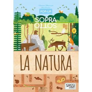 LIBRO POP-UP SOPRA E SOTTO LA NATURA