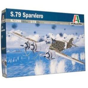 AEREO S.79 SPARVIERO KIT 1/72