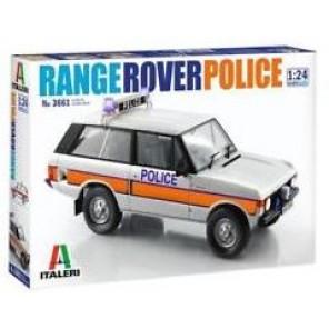 AUTO RANGE ROVER POLIZIA KIT 1/24