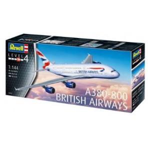 AEREO A380-800 BRITISH AIRWAYS KIT 1/144