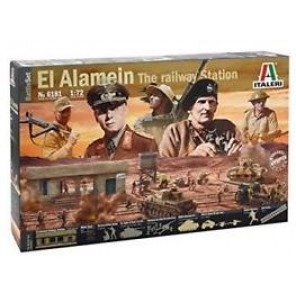 SET DIORAMAEL ALAMEIN KIT 1/72