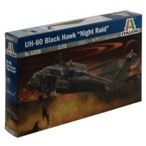 ELICOTTERO BLACK HAWK KIT 1/72