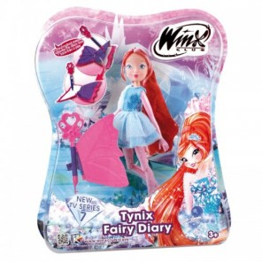 WINX TYNIX BLOOM FAIRY DIARY