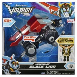 VOLTRON LEGENDARY BLACK LION COMBINABILE