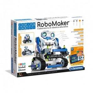 ROBO MAKER IL LABORATORIO DI ROBOTICA