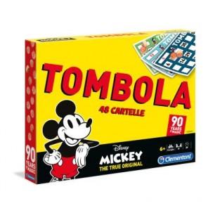 TOMBOLA 48 CARTELLE TOPOLINO
